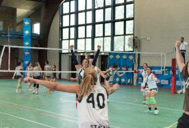Il volley femminile è Campione Milanese Universitario 2018