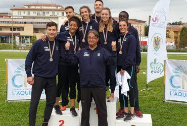 CNU 2019: gli atleti della Statale conquistano 5 ori