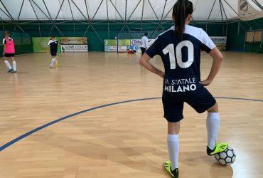 Campionato Nazionale sperimentale under 19: CUS Statale sconfigge Aosta 2-0