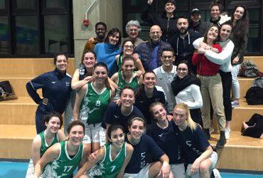 Basket femminile: Vipere domate, Statale trionfa per 76-67.