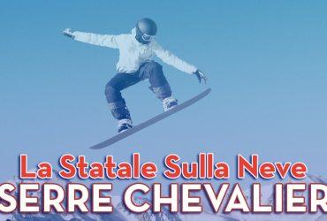 La Statale sulla neve – Serre Chevalier: tutte le info sul 16 Febbraio