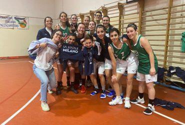 Basket femminile: Vittoria chiave a Cornaredo, Statale prosegue imbattuta