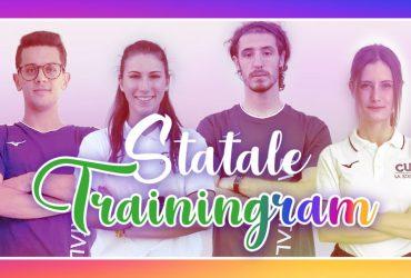 Lo Sport made in Statale non si ferma: arriva Statale Trainingram!