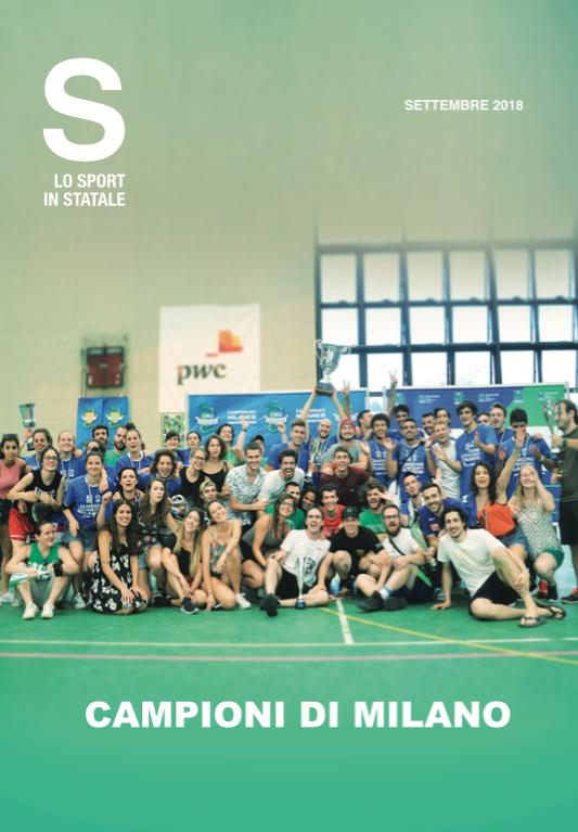 S - Lo Sport in Statale 01