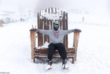 FOTO – La Statale sulla neve 2018: gli scatti di Bardonecchia