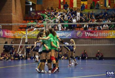 WIUC – Barcellona 2018 – Volley