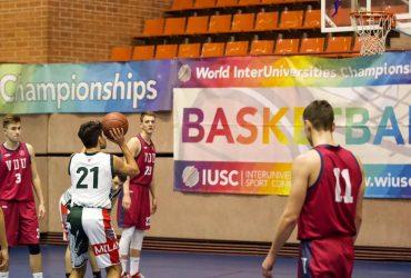 WIUC – Barcellona 2018 – Basket