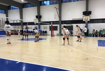 Volley Femminile: esordio vincente contro Naba nella prima di Top League
