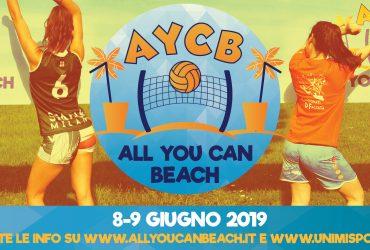 All You Can Beach: l'8 e 9 giugno arriva l'ottava edizione