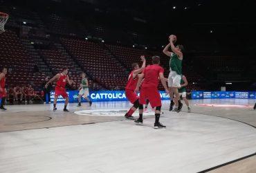 Basket maschile: il Forum incute timore ma a trionfare è la Statale