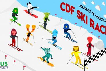 La Statale sulla neve: da quest'anno i CDF si tingono di bianco!