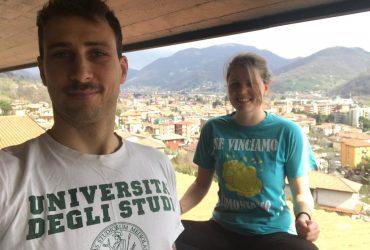 Marco Barsi e Francesca Marmiroli: cuore Verde Statale di Alzano Lombardo